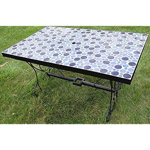 Concrete Patio Table: Amazon.com