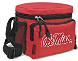 Broad Bay University of Mississippi Lunch Bags NCAA Ole Miss Lunch Boxes