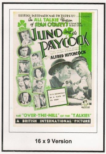 Juno Paycock 16x9 Widescreen TV