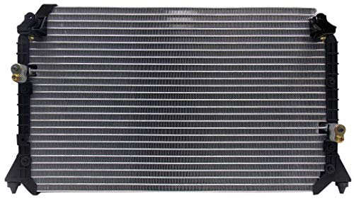 Automotive Cooling Brand A/C AC Condenser For Toyota Camry Lexus ES300 4345 100% Tested ()