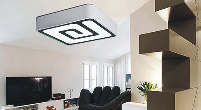 Nuovo labirinto semplice led creativa moderna camera da letto