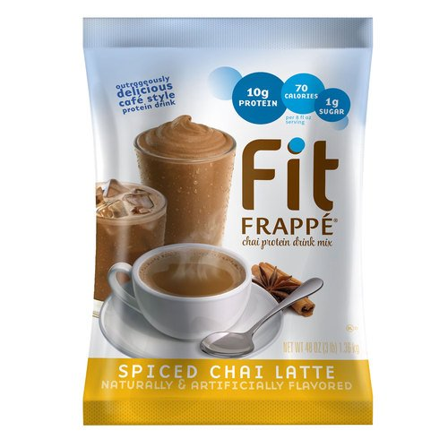 Big Train Frappe Spiced Protein