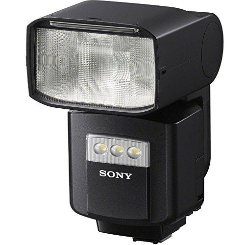 Sony External Flash with Wireless Radio Control Camera Flash, Black (HVLF60RM)