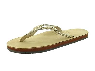c0422712fd4b4a rainbow sandals single layer hemp narrow womens flip flops brown 256 ...