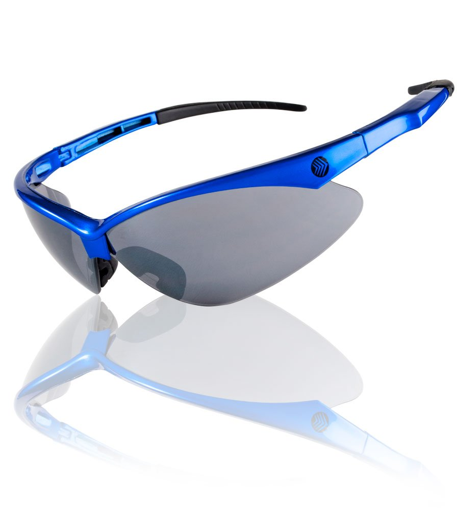 Aero Tech Designs Classic Wrap Sunglasses with UV Protection -- Available in 3 Colors