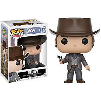 Funko POP Television Westworld Teddy Action Figure
