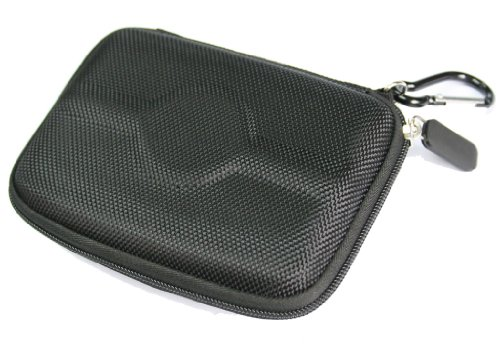 JNTworld Black 4.3 inch Hard Carrying Case for Hard Drive Disk Tomtom Via 1415M Go 40 40S 930 930t, 920, 920t, 730, 720, 520 , Xl 330s, Xl 330, One Xl, One Xl S Gps