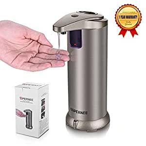Opernee Automatic Touchless Stainless Steel Auto Soap Dispenser Perfect For Kitchen