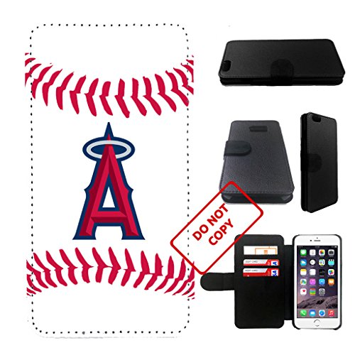Leather Baseball Cell Case - 9