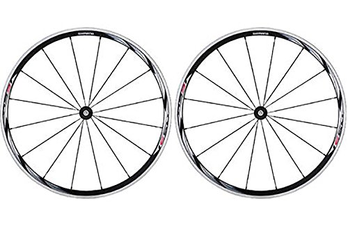 Shimano WH-RS31 Clincher Road Bicycle Wheelset - EWHRS31FREB