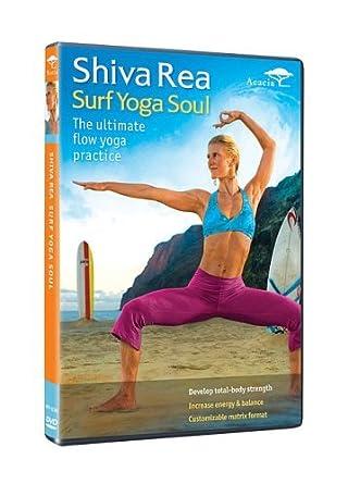 Shiva Rea - Surf Yoga Soul [DVD] [2009] [Reino Unido ...