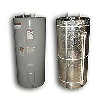 Nasa Tech Heavy Duty Reflective Foam Core Non Fiberglass 80 Gallon Water Heater Tank Insulation Wrap