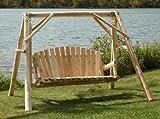 Cheap Lakeland Mills 5′ A – Frame Yard Swing