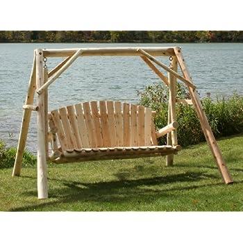 Amazon Com Lakeland Mills 5 A Frame Yard Swing