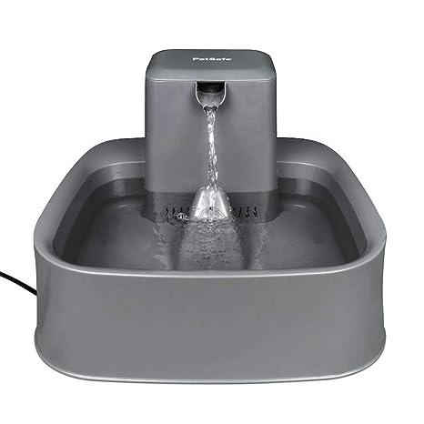 Amazon.com: PetSafe Drinkwell Fuente de agua para perros y ...