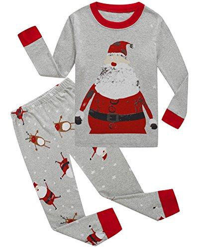 2045897531 Dolphin Fish Boys Christmas Pajamas Kids Pjs Sets Cotton Toddler Clothes  Children Sleepwear