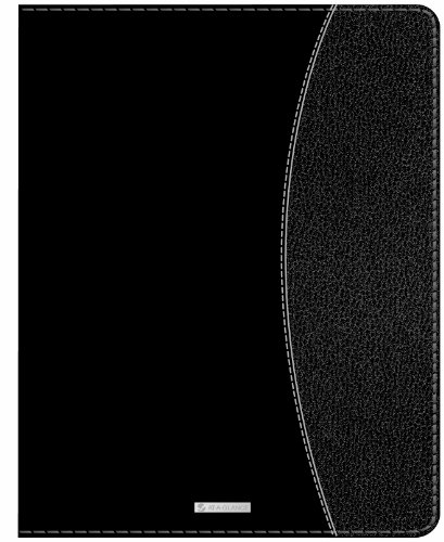 AT-A-GLANCE 2014 Executive Weekly and Monthly Appointment Book, Black, 7.5 x 9.5 x 1 Inches (70-545-05)