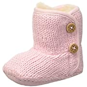 UGG I PURL Boot, Baby Pink, 1 M US Infant