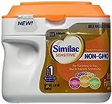 Similac Sens Pwdr Non Gmo Size 22.5z Similac Sensitive Powder No Gmo 22.5z
