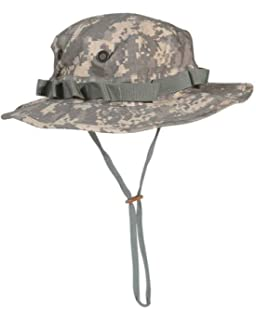 8af37d22e2d US Army GI Ripstop Boonie Bush Hat ACU Digital Camo  Amazon.co.uk ...