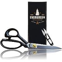 Sewing Scissors +Free Thread Snips - Heavy Duty Scissors...