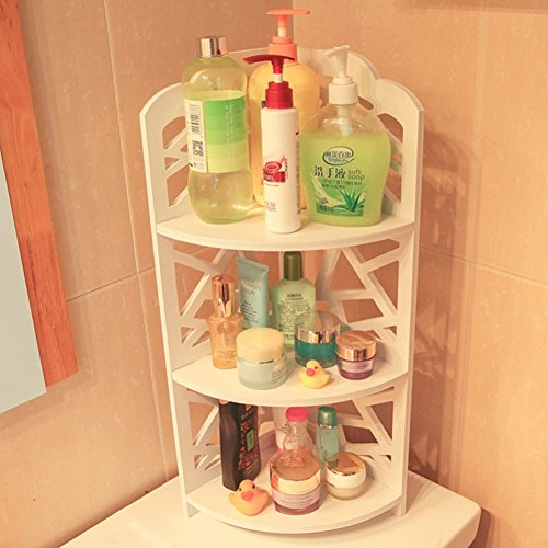Bathroom sink rack/vanity storage rack/bathroom dressing tables/cosmetics shelf chic