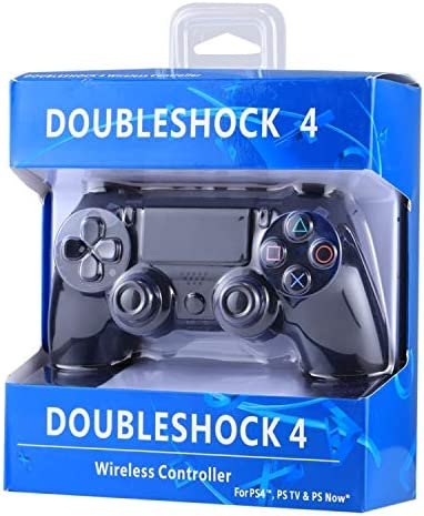 PS4 Controllers, Controlador PS4, Mando Inalámbrico Gamepad Compatible con Playstation 4 (Negro): Amazon.es: Electrónica