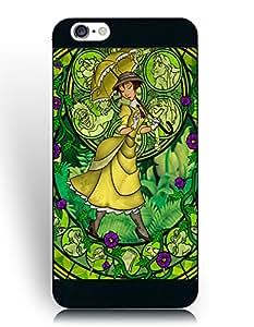 Anime Fundas Iphone 6 Plus, Disney Stained Glass Fundas Iphone 6 Plus 5.5 Inch Defender Fundas Case Iphone 6 Plus Motomo