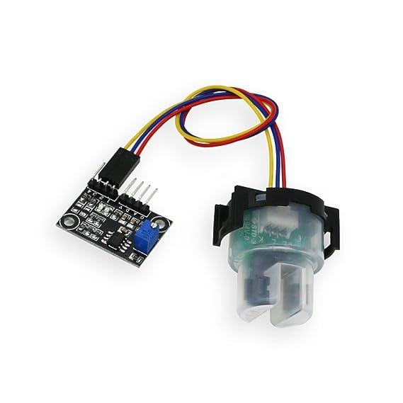 Sensor de Turbidez Equipo para Lavadoras Lavavajillas Partículas ...