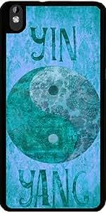 Funda para Htc Desire 816 - Yin Y Yang by Andrea Haase