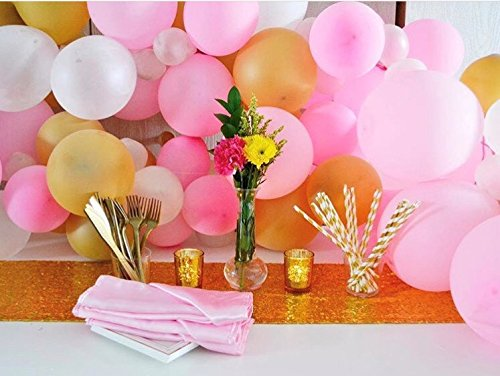 Party Decorations Dinner Table Centerpiece Themed Wedding Birthday Celebration Special Event (Rose)