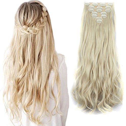 Delivery Clips Curly Double Extensions