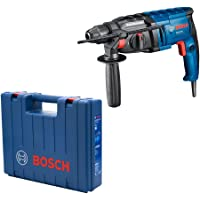Martelete perfurador Bosch GBH 2-20 650W 1,7J EPTA 220V com maleta