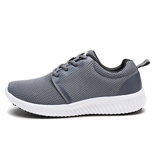 170389 Sneakers Womens DREAM Grey W PAIRS Running Shoes Comfort qE5aA0w5