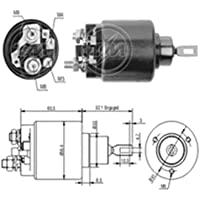 Automático Motor de Partida GOL SANTANA (ZM571)