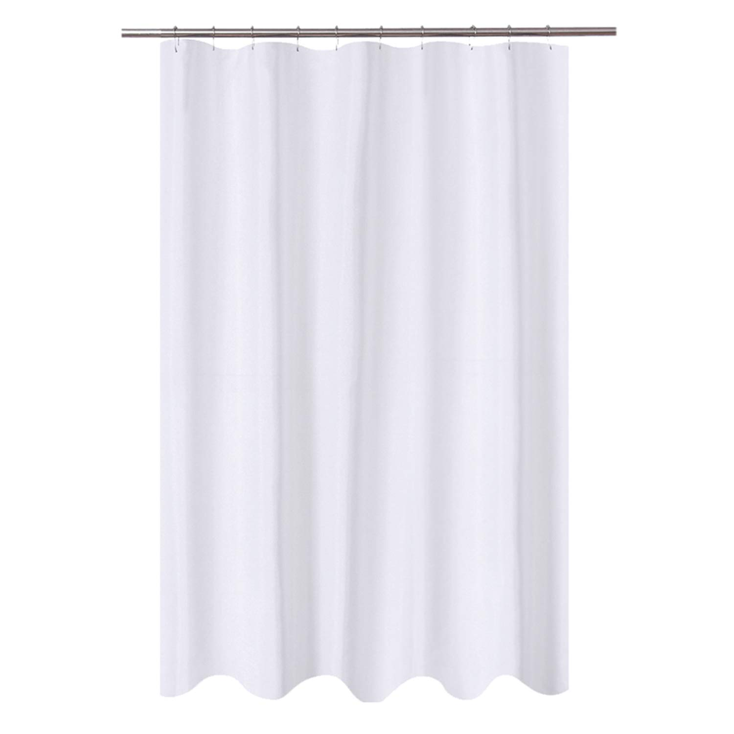 HOTEL LUXURY QUALITY Superior Quality And Eco Polyester Shower Liner Serves Healthy Long Life Use Applicable To Hotel Home Decor