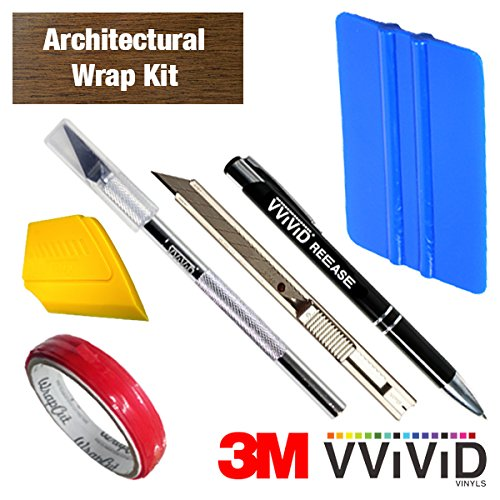 - VViViD Detailer Vinyl Car Wrap Tool-Kit (Architectural Wrap Kit)