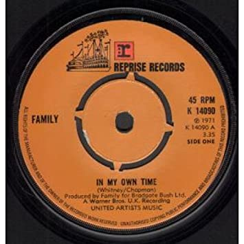 Family In My Own Time Amazoncom Music