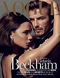 Vogue Paris Magazine (Dec 2013) Victoria and David Beckham