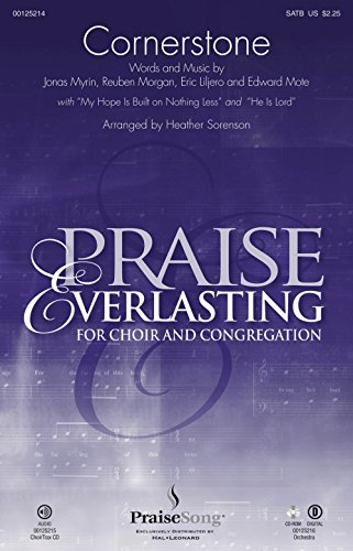 (PraiseSong Cornerstone ORCHESTRA ACCOMPANIMENT by Hillsong Arranged by Heather Sorenson)