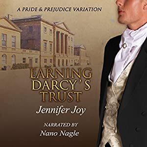 Earning Darcy's Trust Audiobook