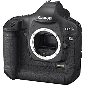 Canon EOS 1Ds Mark III DSLR Camera (Body Only) (OLD MODEL)