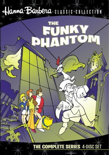 The Funky Phantom (4 Disc) (Best Tv Drama Series Of The Decade)