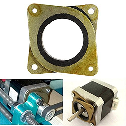 New Shock Absorber Stepper Vibration Damper For Nema17 3D Printer DIY (Dampers Absorber Shock)