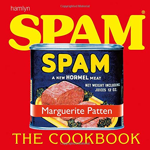 Spam the Cookbook by Marguerite Patten