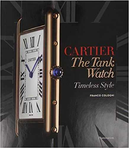 78e0204a420 Cartier The Tank Watch Timeless Style