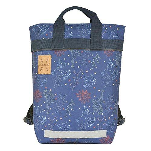 15 Inch Laptop Backpack, Travel Computer Bag for Women & Men, Water Resistant, Light Daily Totebag, Pattern Designer Art Collaboration (Angel in Heaven) by Jerrybag