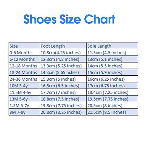 Carozoo Crane Dark Grey S Unisex Baby Soft Sole Leather Shoes