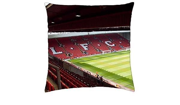 Funda de almohada para el estadio Anfield de Free-shiping ...