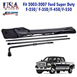 For Ford Super Duty F250 F350 F450 F550 (2003-2007) Car Tire Kit Extension Lug Wrench Tools for Jack with Bag US Stock